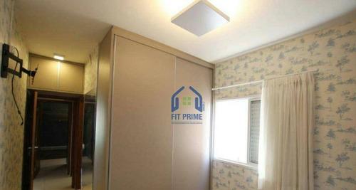 Apartamento Com 2 Dormitórios À Venda, 76 M² Por R$ 410.000 - Boa Vista - São José Do Rio Preto/sp - Ap1236