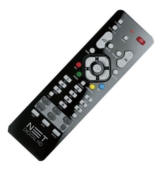 Controle Remoto Net Digital Tv A Cabo Envio Imediato