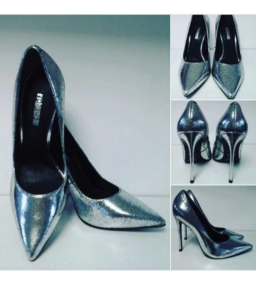 Zapatos Stilettos Importados Topshop-arezzo- Zara- Sarkany