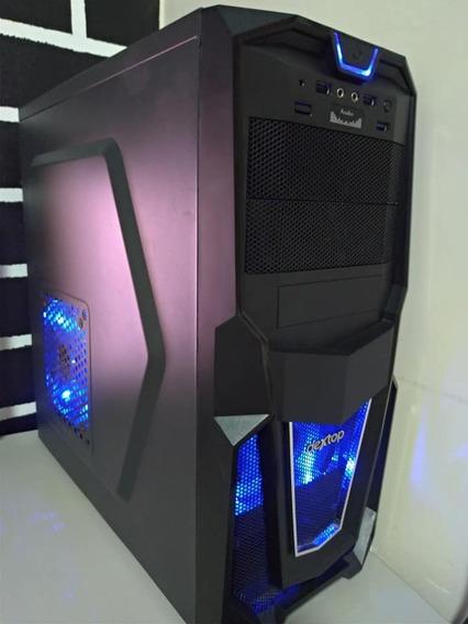Desktop Gamer Intel I5 16gb Ram 4gb Video Jogos Atuais 2019