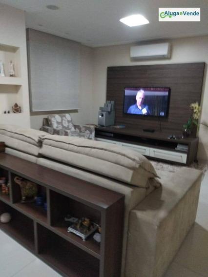 Apartamento Com 2 Dormitórios À Venda, No Condomínio Supera 86 M² Por R$ 520.000 - Vila Augusta - Guarulhos/sp - Ap0120