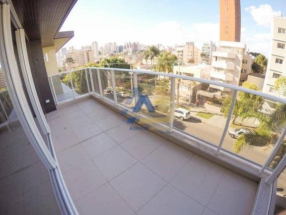 Cobertura Residencial À Venda, Água Verde, Curitiba. - Co0015