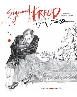 Freud Ilustrado, Ralph Steadman, Ed. Zorro Rojo