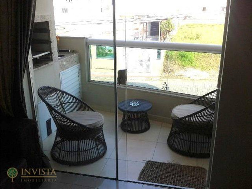 Imagem 1 de 11 de Apartamento Com 3 Dormitórios Semimobiliado E 2 Vagas De Garagem. - Ap5785