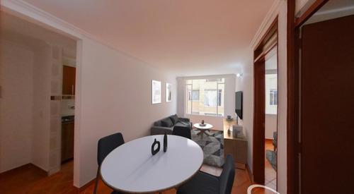 Imagen 1 de 14 de Venta Bello Apartamento Recien Remodelado Fontibón 2b 1b