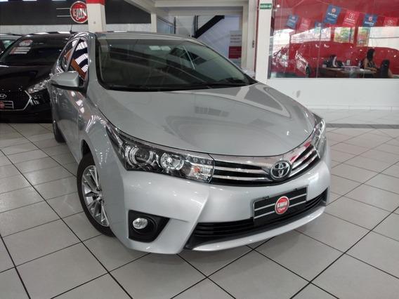 Corolla Altis 2.0 2015