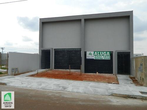 Aluguel Loja Com Área De 170 Mts² 1º Locação - 4858