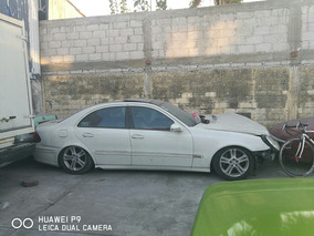 Mercedes Benz Clase E 5.0l 500 Avantgarde Mt 2007