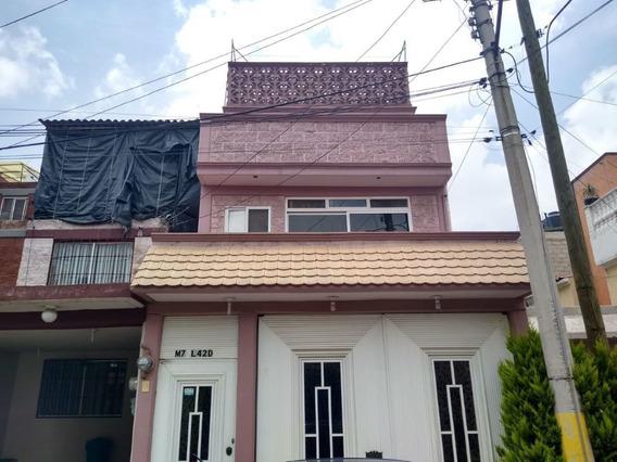 Casa En Venta En Bonito Ecatepec, Ecatepec De Morelos Rcv-3864