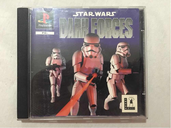 Star Wars - Dark Forces - Ps1 - Playstation Sony