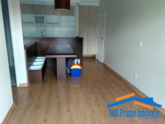 Apartamento Innova - 65m² - 3 Dormitórios Com 1 Suíte - Repleto De Armários - 334