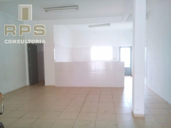 Salão Para Venda No Jardim Imperial Em Atibaia - Sl00007 - 4799324