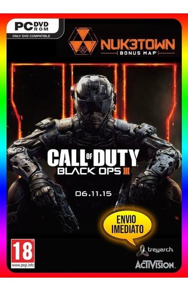 Call Of Duty 3 + Nuketown Pc - 100% Original