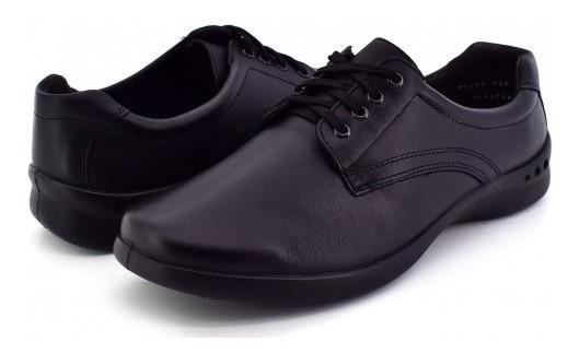 Zapato Confortflexi 48304 Negro 22.0 - 27.0 Damas