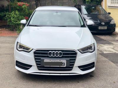Audi A3 Sportback Impecável - 100%revisões Em Concessionária