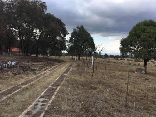 Terreno En Venta Lotes En Huasca En Fracc Con Amenidades Y Facilidad De Pago