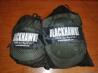 Set De Rodilleras Y Coderas Blackhawk Profesionales