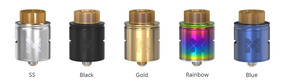 Mesh Rda Vandy Vape (preto) + Rolo Mesh Wire Ss316l +brinde