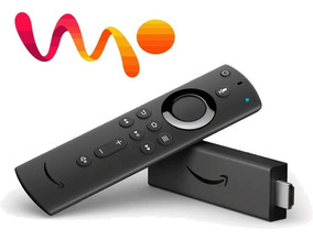 Amazon Fire Tv Stick 4k Alexa Convierte Tv En Smart +control