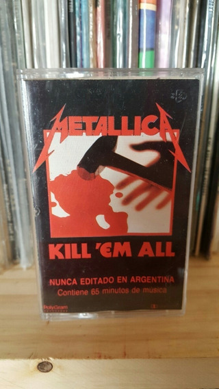 Metallica Mátalos (kill