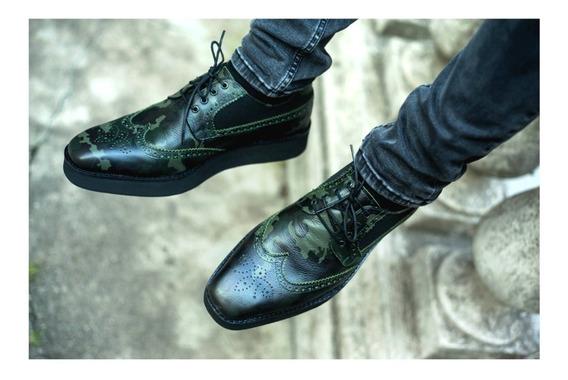 Zapatos Army By El Danès