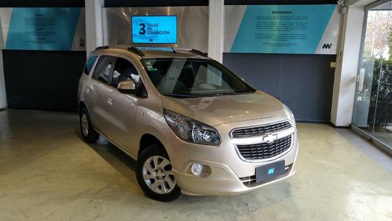 Chevrolet Spin 1.3 D Ltz Mt 5 Asientos