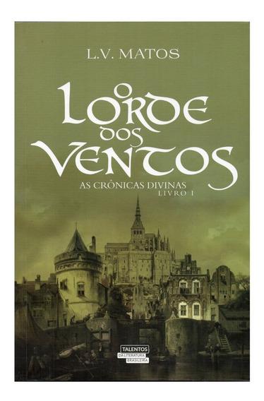 O Lorde Dos Ventos - As Crônicas Divinas, Livro I