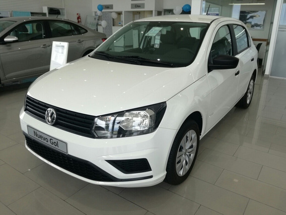 Volkswagen Gol Vw Gol Trendline 5 P