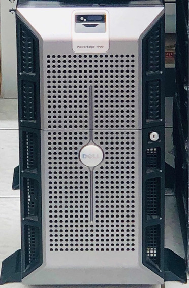 Workstation Dell Poweredge 1900 Xeon E5310 2gb Hd 500gb