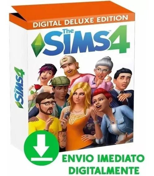 The Sims 4 - Completo 2019 - Todas As Expansões Mais Brinde