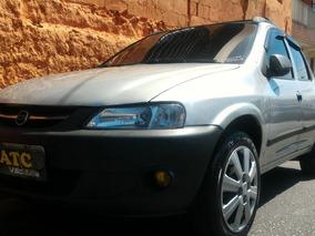 Chevrolet Celta 1.0 Gasolina 4 Portas Prata 2004/unico Dono
