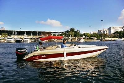 Sea Wolf 20 C/ E-tec 115 Hp (motor 2014)