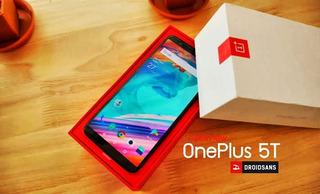 Oneplus 5t Novo Original Garantia E Nota Fiscal + Brinde