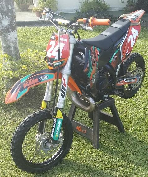 Ktm Sx 65, Modelo 2009, Con Dua