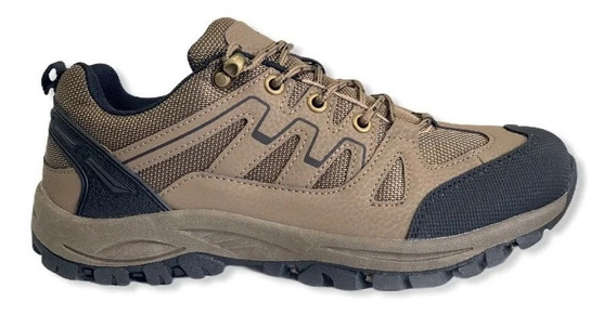 Zapatillas Jaguar Trekking 3018 Mujer Hombre 36 Al 40