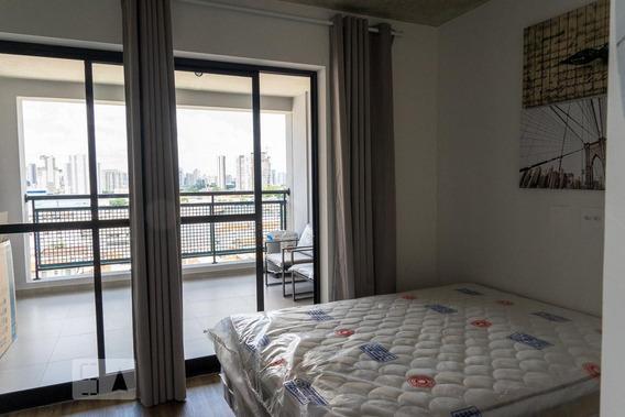 Apartamento Para Aluguel - Bom Retiro, 1 Quarto, 30 - 893009545