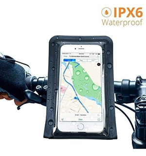 Soporte De Bicicleta Satechi Pro Ridemate Para iPhone 6 5s 5