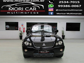 Mitsubishi L200 Sport 2.5 - 4x4 - Ano 2006 - Bem Conservada