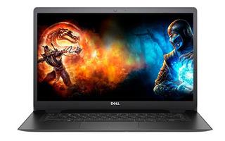 Notebook Dell Intel I5 10ª Gen 14 Ssd 256 8gb Slim Gamer