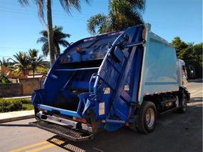 Compactador De Lixo Ford Cargo 1723 Usimeca 15 Metros Cubico