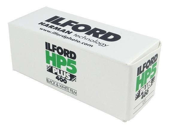 Filme Fotografico Ilford Hp5 400 120