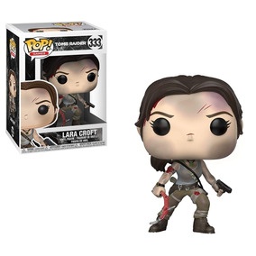 Funko Pop! Tomb Raider - Lara Croft 333- Com Nota Fiscal
