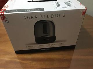 Parlante Harman Kardon Aura Studio 2 Con Un Mes De Uso.