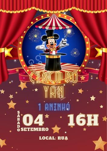 Imagem 1 de 1 de Convite Virtual