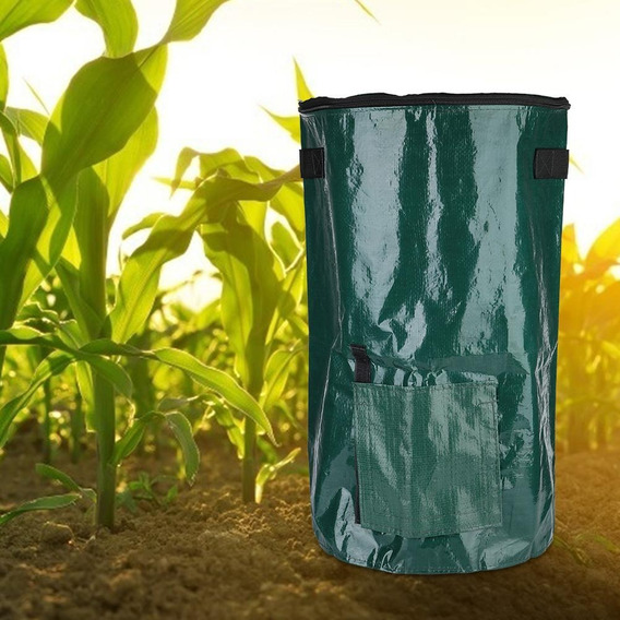 Bolsa De Compost Para Eliminación De Residuos De Fermento, H