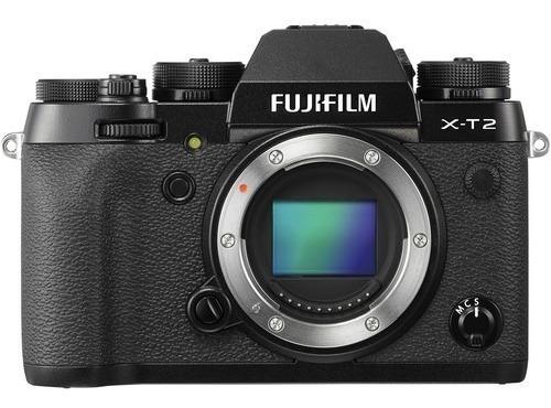 Body Fujifilm X-t2 24.3mp Uhd 4k Aps-c Black * Usd1200
