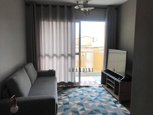 Apartamento Com 3 Dormitórios À Venda, 84 M² Por R$ 490.000,00 - Boa Vista - São Caetano Do Sul/sp - Ap2184