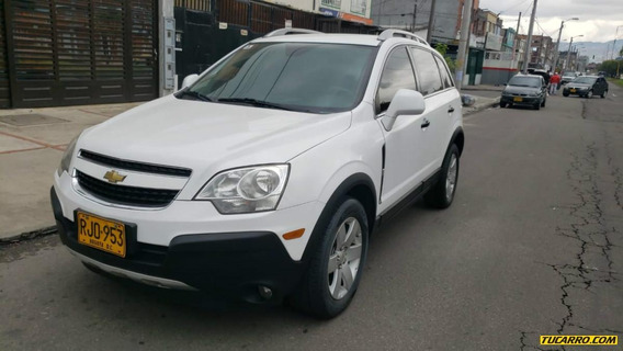 Chevrolet Captiva At Aa