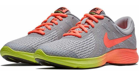 Tenis Nike Revolution 4 Fade Gs 22.5mx
