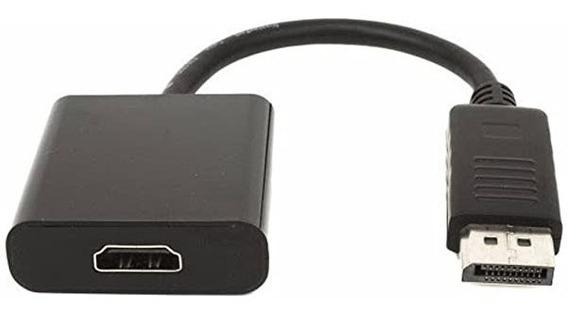 Conversor Displayport Macho Para Hdmi Fêmea Multilaser Wi370